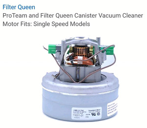 Filter Queen canister vacuum motor
