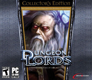 Dungeon Lords Collectors Edition PC Game by Dreamcatcher