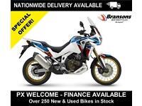 CRF1100 AFRICA TWIN ADVENTURE SPORT SAVE £1000