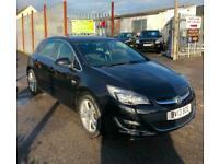 Vauxhall/Opel Astra 1.6i VVT 16v ( 115ps ) auto 2013MY SRi