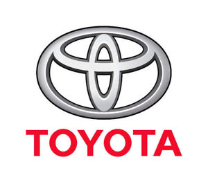 Milliers de Nouvelles Peint Capot Toyota