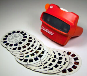 VIEW MASTER -with slides - Wanted