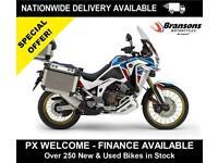 HONDA CRF1100 ADVENTURE SPORT PLUS SAVE £1200