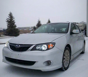 08 subaru impreza (FOR SALE AND OPEN TO TRADES)