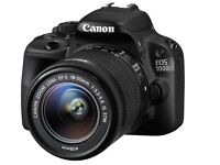 Canon eos 100D DSLR - brand new (with 18-55mm lens) - grab a bargain !