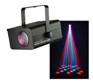 American DJ Spectrum LED - show room new condition