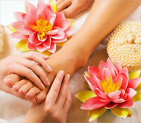 Balanced Health Reflexology services