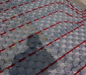 HOTROCK PANELS - IN Floor Heating - R-10 insulated PEX board Cambridge Kitchener Area image 2