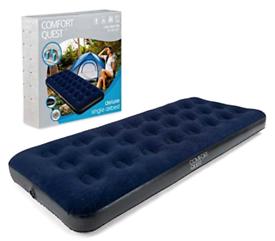 Camping Mattress Guest Air Bed + Hammer Inflation Air Pump