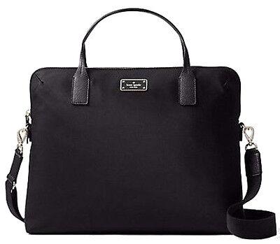 Nwt Kate Spade Blake Avenue Daveney Laptop Briefcase Black Wkru3617  248
