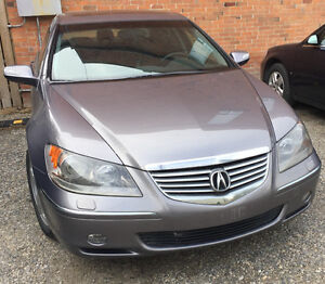 """2005 Acura RL second owner! fully loaded! """"SH"""" ALL WHEEL DRIVE"""
