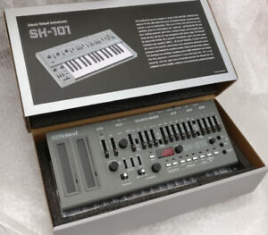 Trade: Your Fender Bass for my Roland SH-01a 4-voice Synth