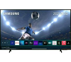 SAMSUNG QE65Q60AAUXXU 65″ Smart 4K Ultra HD HDR QLED TV with Bixby, Al