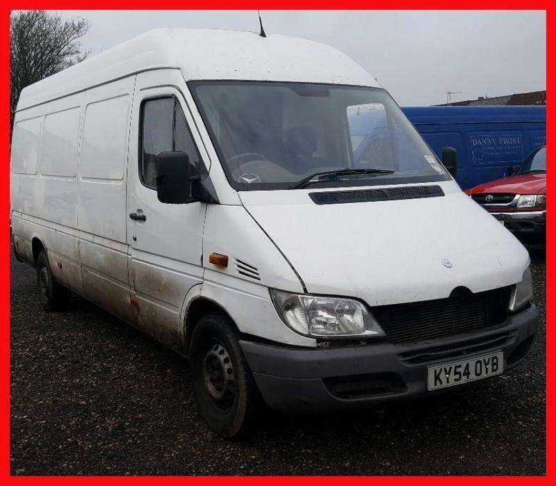 57e50b5d01 Mercedes-Benz Sprinter 2.2TD 311CDi + LWB + HIGH ROOF + PANEL VAN