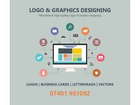 Logos & Graphics Designer
