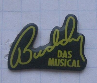 BUDDY /  DIE BUDDY HOLLY STORY......................Musical Pin (128a)