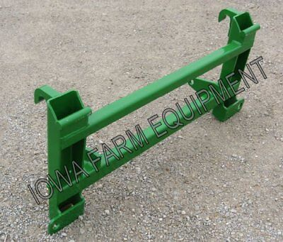 Aloeuroglobalquickie To John Deere 500 Series Loaders Quick Attach Adapter