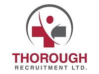 Healthcare Assistants /Support workers needed to work in Scarborough