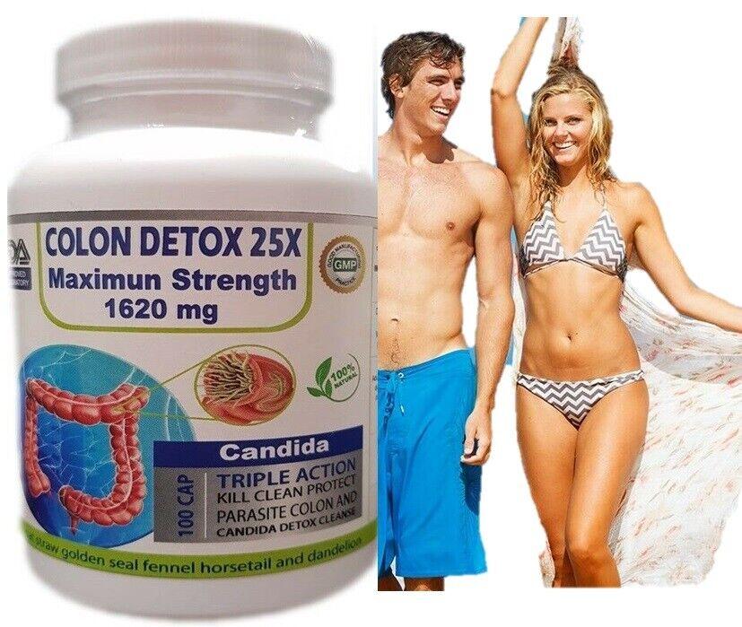 Colon cleanser combate estreñimiento, mala digestion limpieza del colon kit fast 2