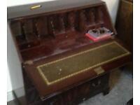 Vintage writting desk