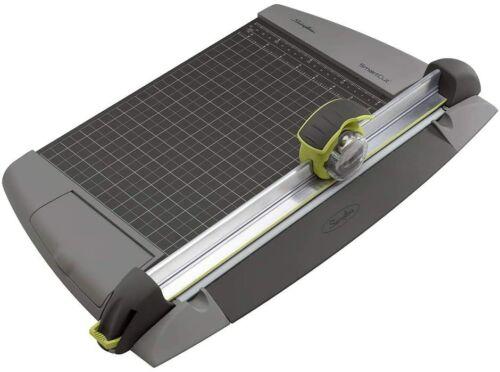 Swingline Smart Cut Dial-A-Blade Trimmer 8912