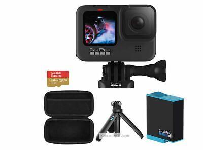 GoPro HERO9 Black Action Camera Bundle