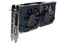 ASUS Strix GTX960 2Gb graphics card