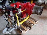 Weishaupt Gas Burner G70 1000-10500 KW Modulating