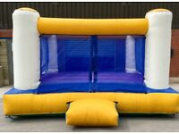 Bouncy castle Boxing ring good condition