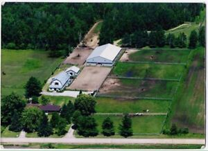 Reduced board option at Private farm N of Newmarket
