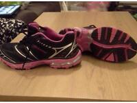 Karrimor ladies trainers size 4 new