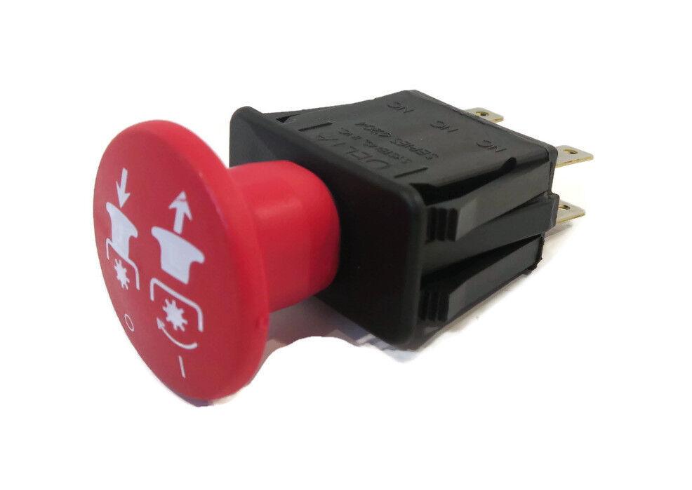 Gravely HR1536FX HVZ1840 Mini ZT1434 ZT1534 ZT1540 Blade PTO Switch HR1548FX