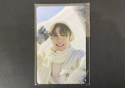 BTS-2021 WINTER PACKAGE PHOTO CARD JHOPE
