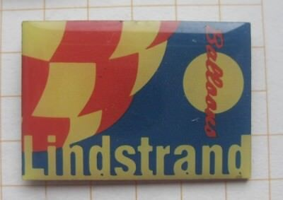 LINDSTRAND BALLOONS......................Ballon - Pin (172a)
