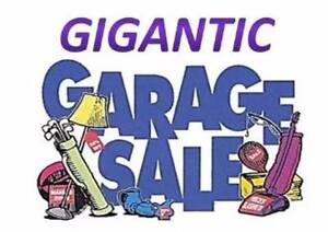 YOUR HUSBAND CALLED. HE SAID GO CHECK OUT THIS HUGE GARAGE SALE Shearwater Latrobe Area Preview