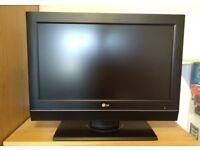 26 inch. LG Flat Screen TV