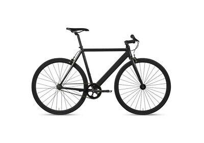 6KU Urban Track Bike, Black 55CM. Local Pickup Only