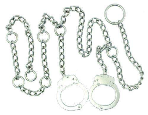 Waist Handcuff Chain