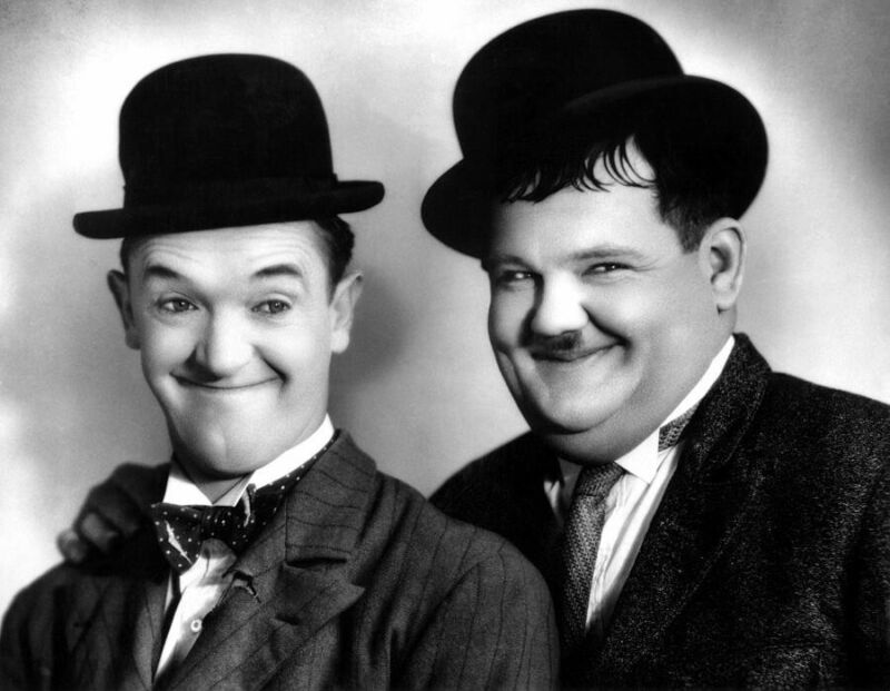 "Super 8 B&W Sound - Laurel & Hardy ""DO IT YOURSELF"" (1938) Blackhawk 600"