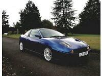 FIAT COUPE 2.0 16v 1996 RETRO CLASSIC- gti GTV lusso 20 V turbo golf mk1 mk2 rs2000 alfa