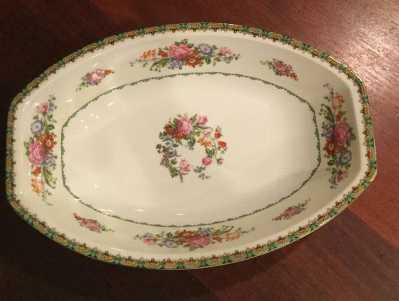 "Union K Serving Dish 10"" x 7"" x 2"""