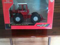 A Brittain Massey Ferguson Tractor 1505 boxed from 2008.