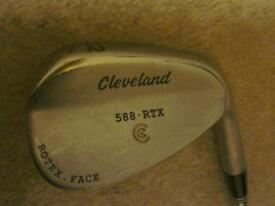 Cleveland Rotex 588 52° Wedge
