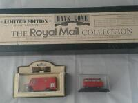 Die cast collection royal mail