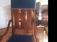 Queen Ann style chair in good condition