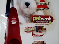 Bissell Carpet Cleaner
