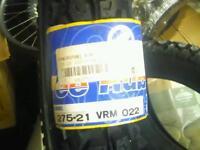 21 inch road super moto tyre