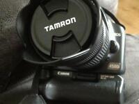 Camera Canon EOS 450 D