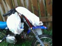 110 pit bike breaking all parts availabe