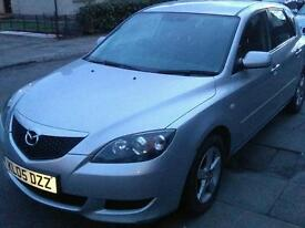 2005 Japanese Mazda...Full Year Mot...Low Mileage